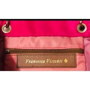 Francesca Visconti Bags - Francesca Visconti's Signature Bag-retired. NWOT